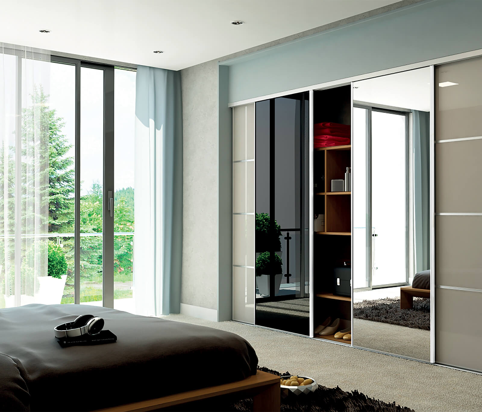 Dumfries And Galloway Sliding Wardrobes Sliding Doors